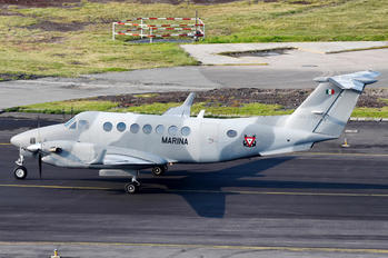 ANX-1209 - Mexico - Navy Beechcraft 300 King Air 350
