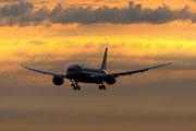 A6-BLX - Etihad Airways Boeing 787-9 Dreamliner aircraft