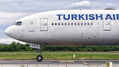 TC-JJR - Turkish Airlines Boeing 777-300ER