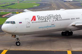 VQ-BGL - Royal Flight Boeing 777-300ER