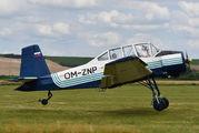 OM-ZNP - Private Zlín Aircraft Z-37A Čmelák aircraft