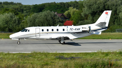 TC-KAV - Private Cessna 560XL Citation XLS