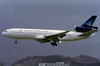 PK-GIF - Garuda Indonesia McDonnell Douglas DC-10-30