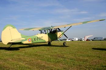 LX-PAC - Private Cessna L-19/O-1 Bird Dog