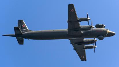 RF-75320 - Russia - Navy Ilyushin Il-38