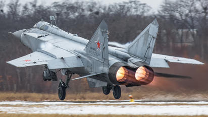 RF-90912 - Russia - Air Force Mikoyan-Gurevich MiG-31 (all models)