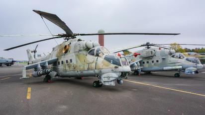 5211 - Germany - Democratic Republic Air Force Mil Mi-24D