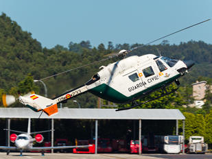 HU.22-07 - Spain - Guardia Civil MBB BK-117