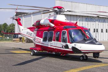 VF-145 - Italy - Vigili del Fuoco Agusta Westland AW139