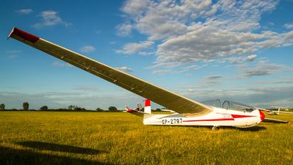 SP-2797 - Aeroklub Wroclawski PZL SZD-9 Bocian
