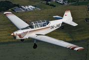 OK-JHE - Valašský aeroklub Slavičín Zlín Aircraft Z-126 aircraft