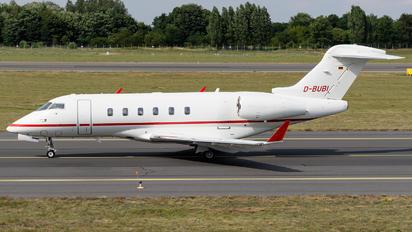 D-BUBI - Private Bombardier BD-100 Challenger 300 series