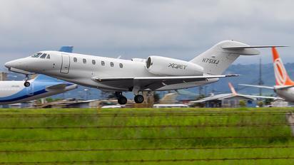N751XJ - XOJet Cessna 750 Citation X