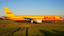 D-ALEO - DHL Cargo Boeing 757-200 aircraft