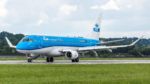 PH-EXP - KLM Cityhopper Embraer ERJ-175 (170-200) aircraft