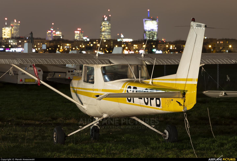 Private SP-GPB aircraft at Warsaw - Babice