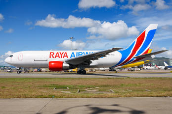 9M-RXB - Raya Airways Boeing 767-200F