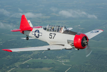 N7460C - Private North American Harvard/Texan (AT-6, 16, SNJ series)