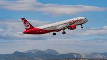 OE-LCA - Niki Airbus A321 aircraft