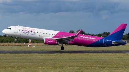 G-WUKK - Wizz Air UK Airbus A321