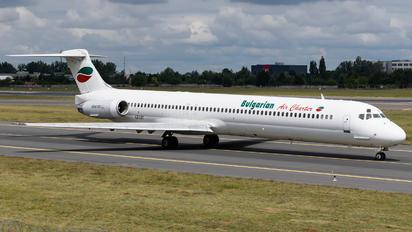 LZ-LDT - Bulgarian Air Charter McDonnell Douglas MD-82