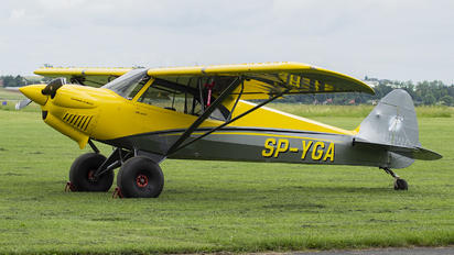 SP-YGA - Private Cub Crafters Carbon Cub EX