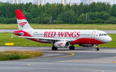 VP-BWX - Red Wings Airbus A320