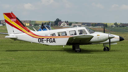 OE-FGA - Private Piper PA-34 Seneca