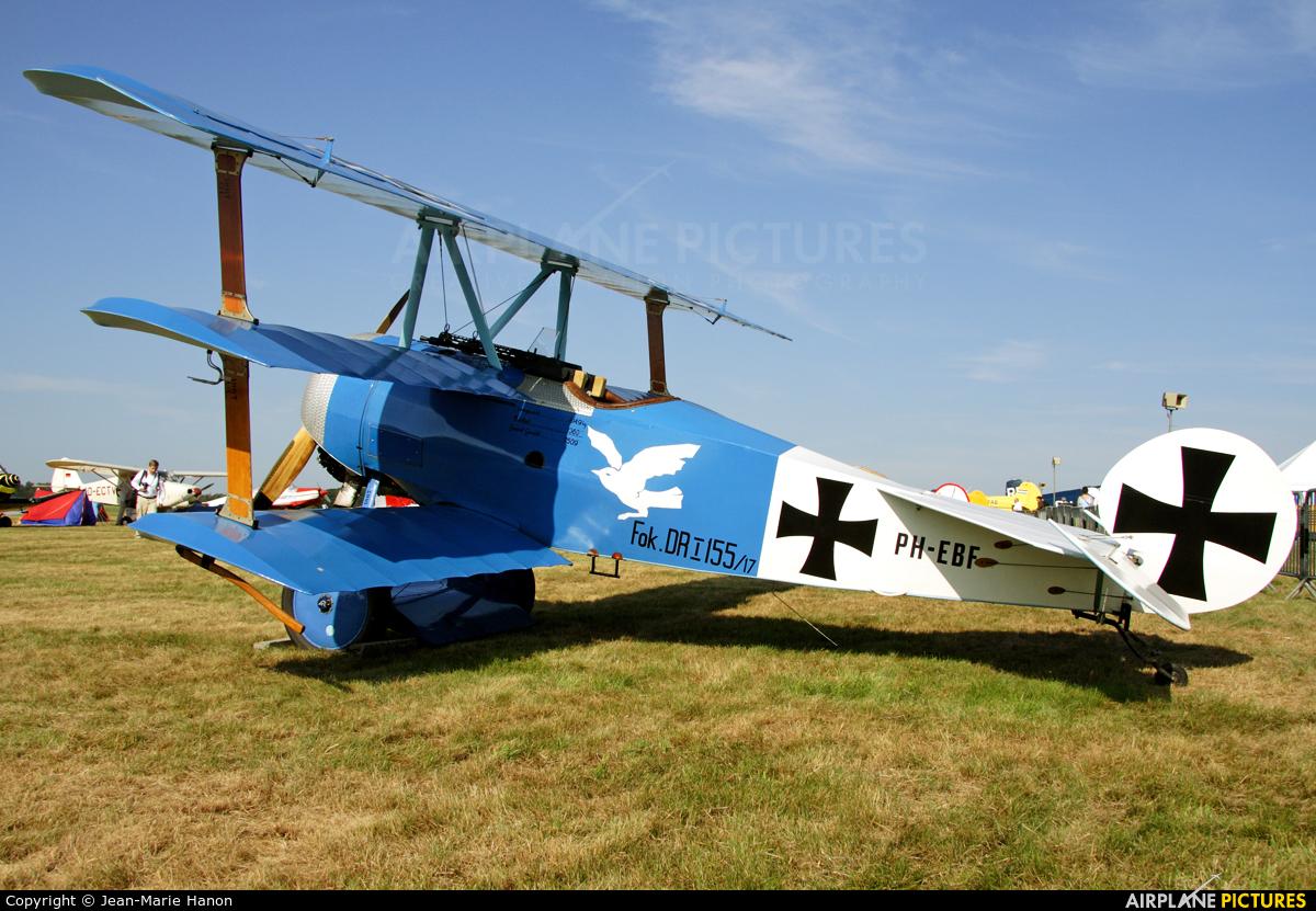 Netherlands-Royal AF Historic Flight PH-EBF aircraft at Diest Schaffen