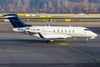 OE-HRS - International Jet Management Bombardier BD-100 Challenger 350 series
