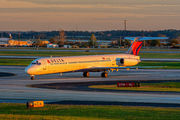 N931DL - Delta Air Lines McDonnell Douglas MD-88 aircraft