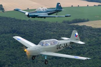 OK-DVG - Aeroklub Příbram Zlín Aircraft Z-126