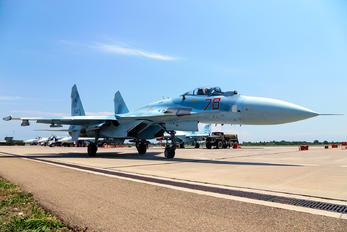 78 - Russia - Air Force Sukhoi Su-27SM3