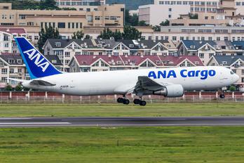 JA603A - ANA Cargo Boeing 767-300F