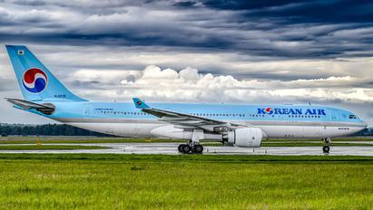 HL8228 - Korean Air Airbus A330-200