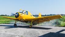 OK-KJB - Agroair Zlín Aircraft Z-37A Čmelák aircraft