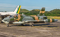 4634 - Brazil - Air Force Aermacchi MB-326M Impala aircraft