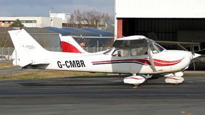 G-CMBR - Private Cessna 172 Skyhawk (all models except RG)