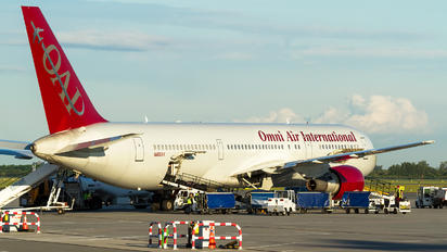 N468AX - Omni Air International Boeing 767-300ER