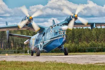 76 - Russia - Navy Beriev Be-12