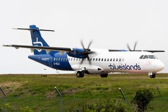 G-ISLK - Blue Islands ATR 72 (all models)