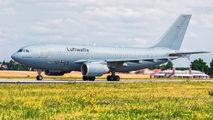 German Air Force A310 visited Prague title=