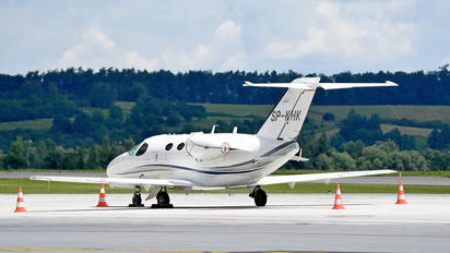 SP-KHK - Private Cessna 510 Citation Mustang