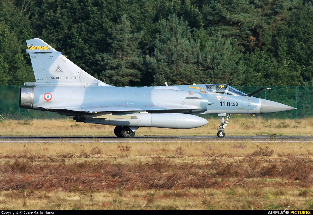France - Air Force 77 aircraft at Kleine Brogel