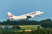 JA213J - J-Air Embraer ERJ-170 (170-100) aircraft
