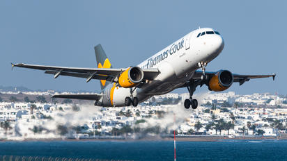 EC-MVF - Thomas Cook Airbus A320