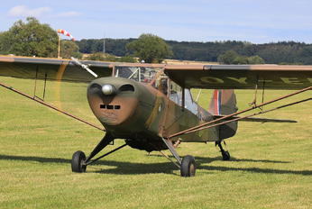 OY-EFI - Private Auster AOP.5