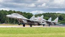 28 - Poland - Air Force Mikoyan-Gurevich MiG-29A aircraft