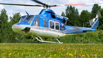 OK-BYS - Czech Republic - Police Bell 412EP aircraft