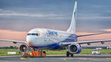 Blue Air YR-BMK